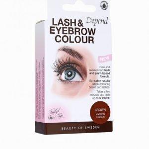 Depend Lash & Eyebrow Colour Kulmaväri Brown