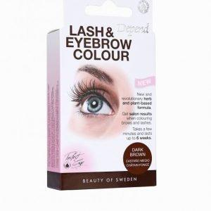 Depend Lash & Eyebrow Colour Kulmaväri Dark Brown