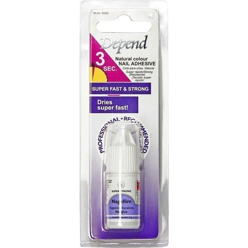 Depend Nail Glue 3g