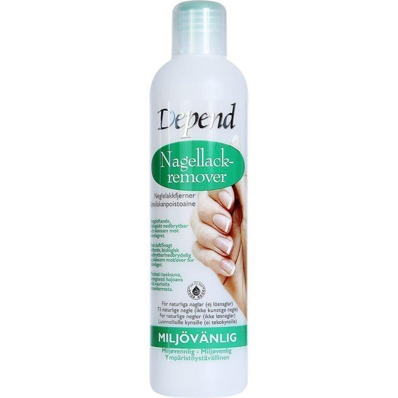 Depend Nail Polish Remover Environment Friendly 250ml
