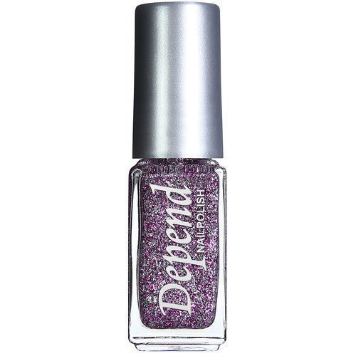 Depend Nailpolish Glitter Effect 4005