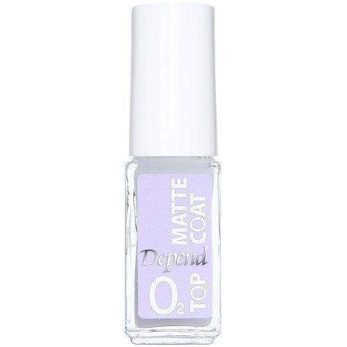 Depend O2 Basic Matte Top Coat 304