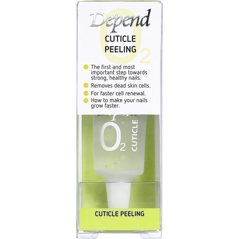 Depend O2 Cuticle Peeling 10ml