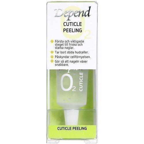 Depend O2 Cuticle Peeling