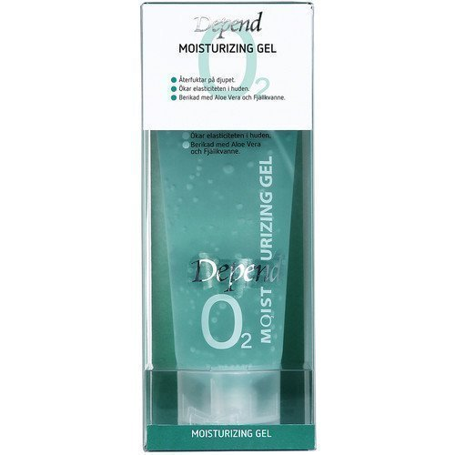 Depend O2 Moisturizing Gel