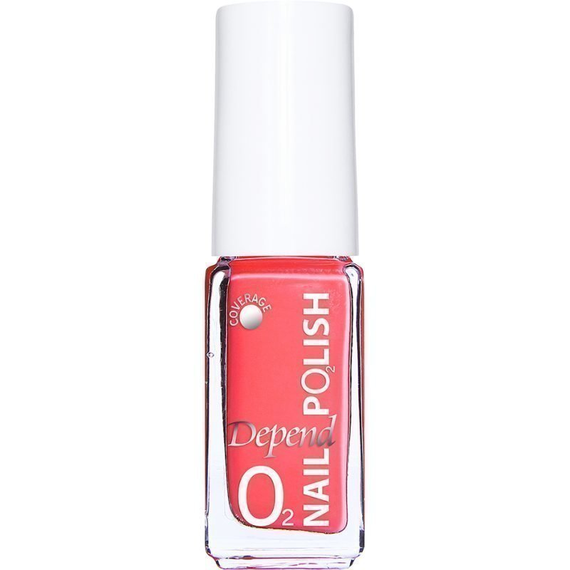 Depend O2 Nail Polish 444 5ml