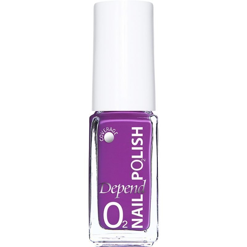 Depend O2 Nail Polish 471 5ml