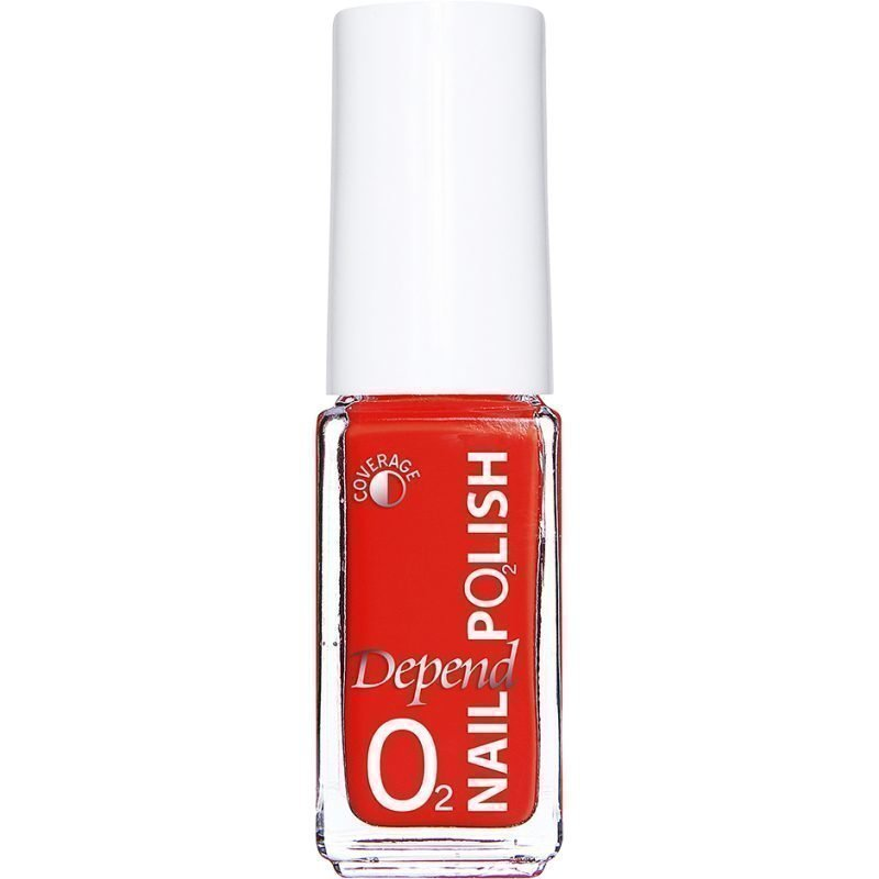 Depend O2 Nail Polish 487 5ml