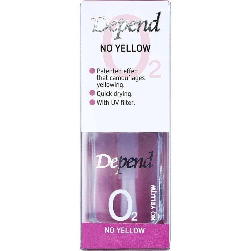 Depend O2 No Yellow 11ml