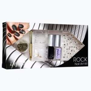 Depend Rock Nail Art Kit Lahjapakkaus