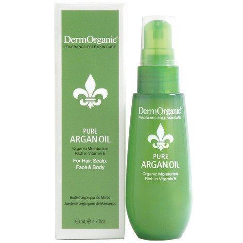 DermOrganic 100% Organic Pure Argan Oil