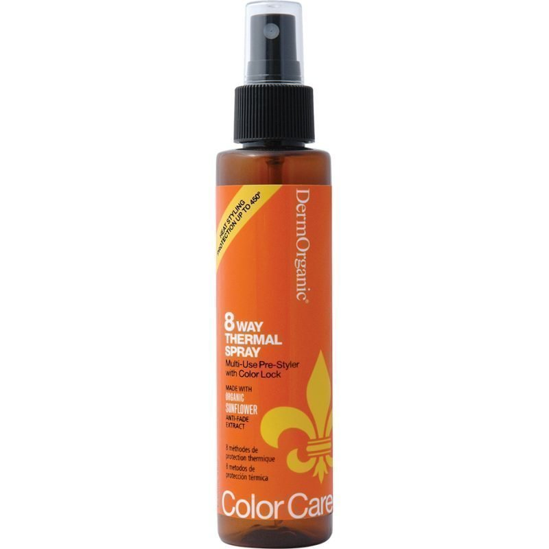 DermOrganic 8-Way Thermal Spray 120ml