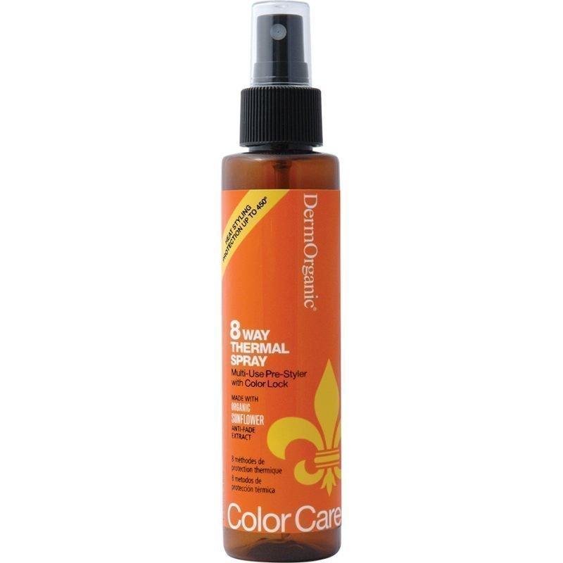 DermOrganic 8-Way Thermal Spray 120ml
