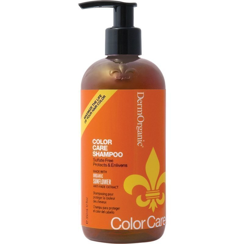 DermOrganic Daily Color Care Shampoo 350ml