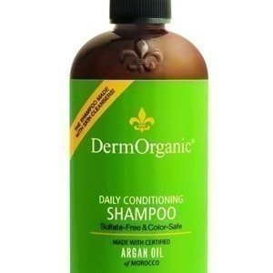 DermOrganic Daily Conditioning Shampoo 350ml
