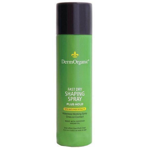 DermOrganic Fast Dry Shaping Spray 283 g