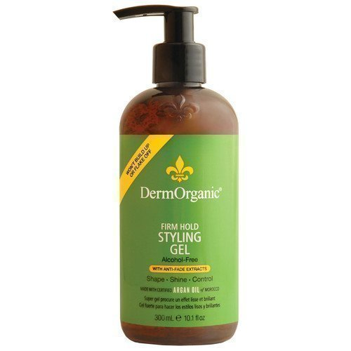 DermOrganic Firm Hold Styling Gel