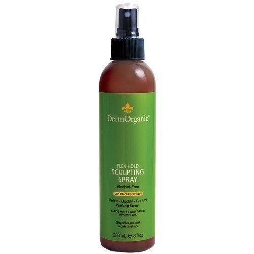 DermOrganic Flex Hold Sculpting Spray Gel