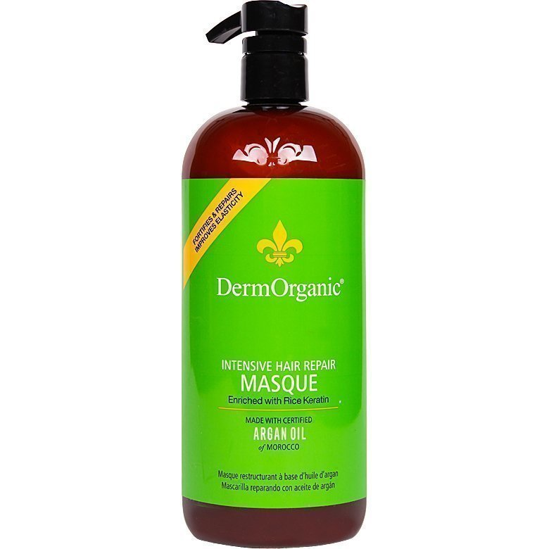 DermOrganic Intensive Hair Repair Masque 1000ml
