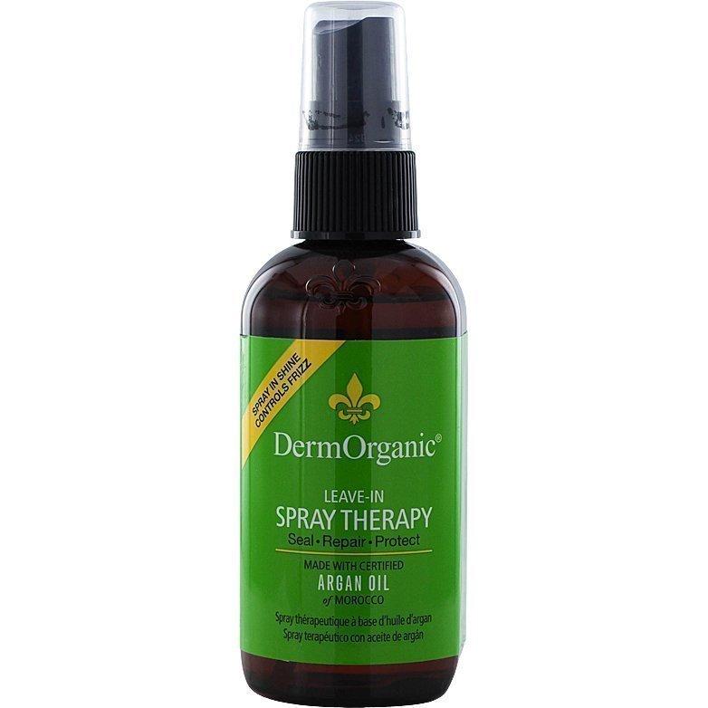 DermOrganic Leave-In Shine Therapy  100ml