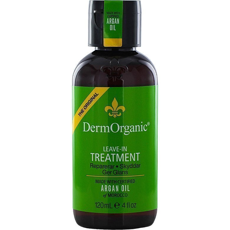 DermOrganic Leave-In Treatment  120ml