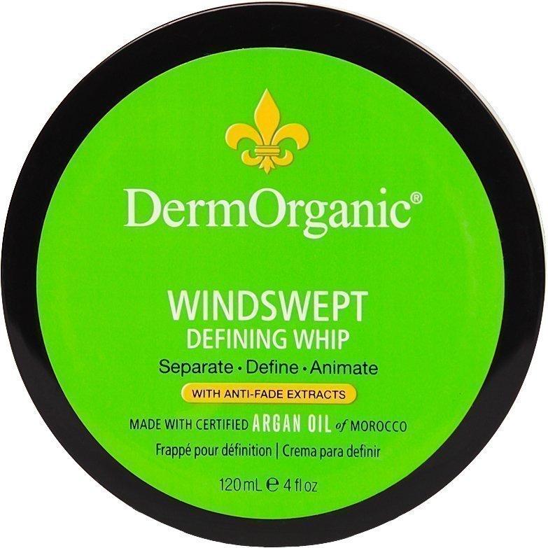 DermOrganic Windswept Defining Whip 120ml