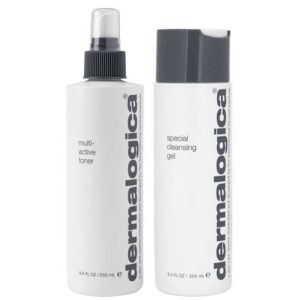 Dermalogica Cleanse & Tone Duo Normal / Dry Skin 2 Products