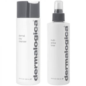 Dermalogica Cleanse & Tone Duo Oily Skin 2 Products