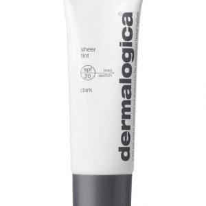 Dermalogica Sheer Tint Dark Spf20 Sävylllinen Kosteusvoide 40 ml