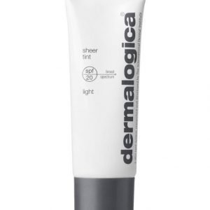 Dermalogica Sheer Tint Light Spf20 Sävylllinen Kosteusvoide 40 ml