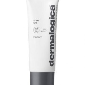 Dermalogica Sheer Tint Medium Spf20 Sävylllinen Kosteusvoide 40 ml