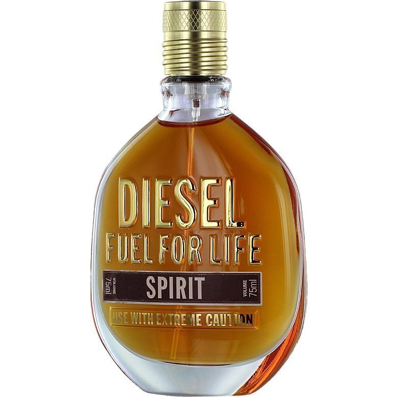 Diesel Fuel For Life Spirit EdT EdT 75ml