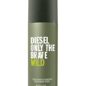Diesel Only The Brave Deodorant Spray Deodorantti Miehelle 150 ml