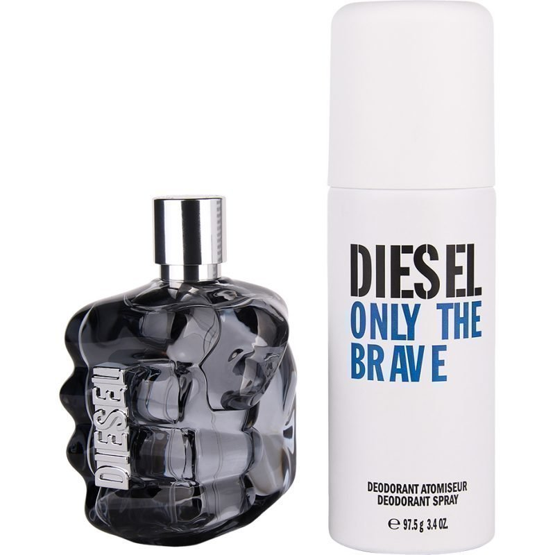 Diesel Only The Brave Duo EdT 125ml Deospray 150ml