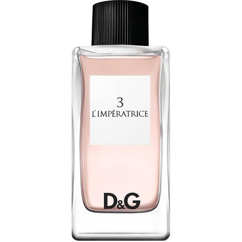 Dolce & Gabbana 3 L'Impératrice EdT EdT 100ml