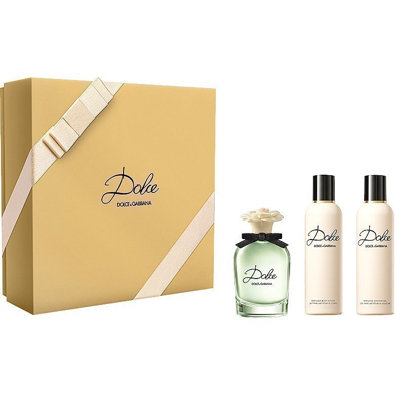 Dolce & Gabbana Dolce EdP 75ml Body Lotion 100ml Shower Gel 100ml