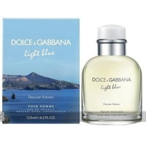 Dolce & Gabbana Dolce & Gabbana Light Blue Discover Vulcano Edt 125ml