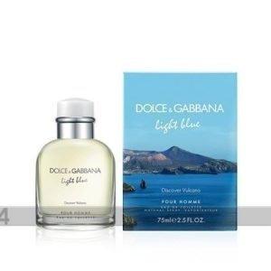 Dolce & Gabbana Dolce & Gabbana Light Blue Discover Vulcano Edt 75ml