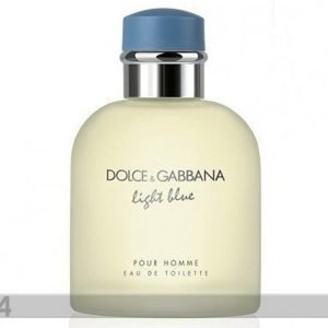 Dolce & Gabbana Dolce & Gabbana Light Blue Pour Homme Edt 40ml