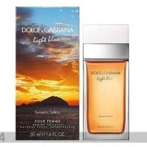 Dolce & Gabbana Dolce & Gabbana Light Blue Sunset In Salina Edt 50ml