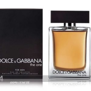 Dolce & Gabbana Dolce & Gabbana The One Edt 100ml