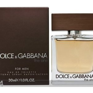 Dolce & Gabbana Dolce & Gabbana The One Edt 30ml