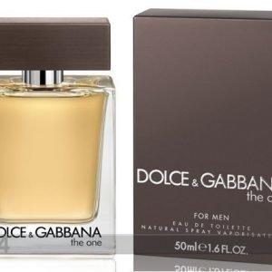 Dolce & Gabbana Dolce & Gabbana The One Edt 50ml