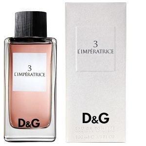 Dolce & Gabbana L´Imperatrice 3 Edt Naiselle 100 Ml
