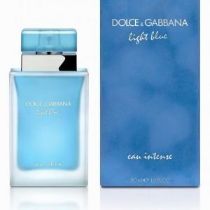 Dolce & Gabbana Light Blue Eau Intense 50 Ml Tuoksu