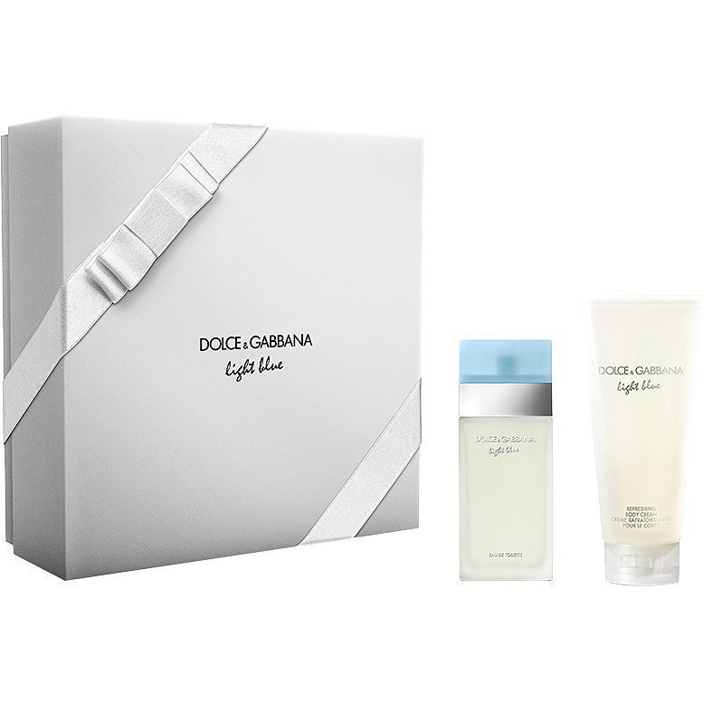 Dolce & Gabbana Light Blue EdT 50ml Body Cream 100ml