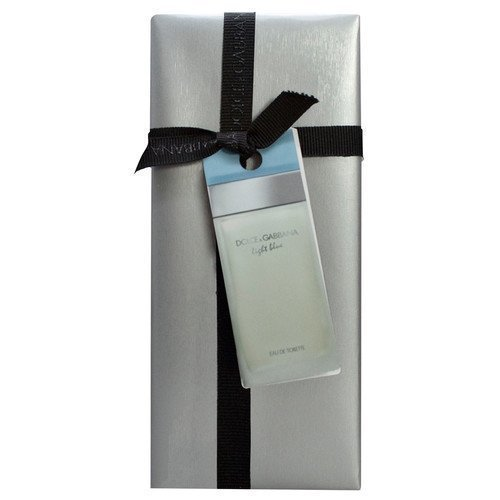 Dolce & Gabbana Light Blue EdT Wrapped