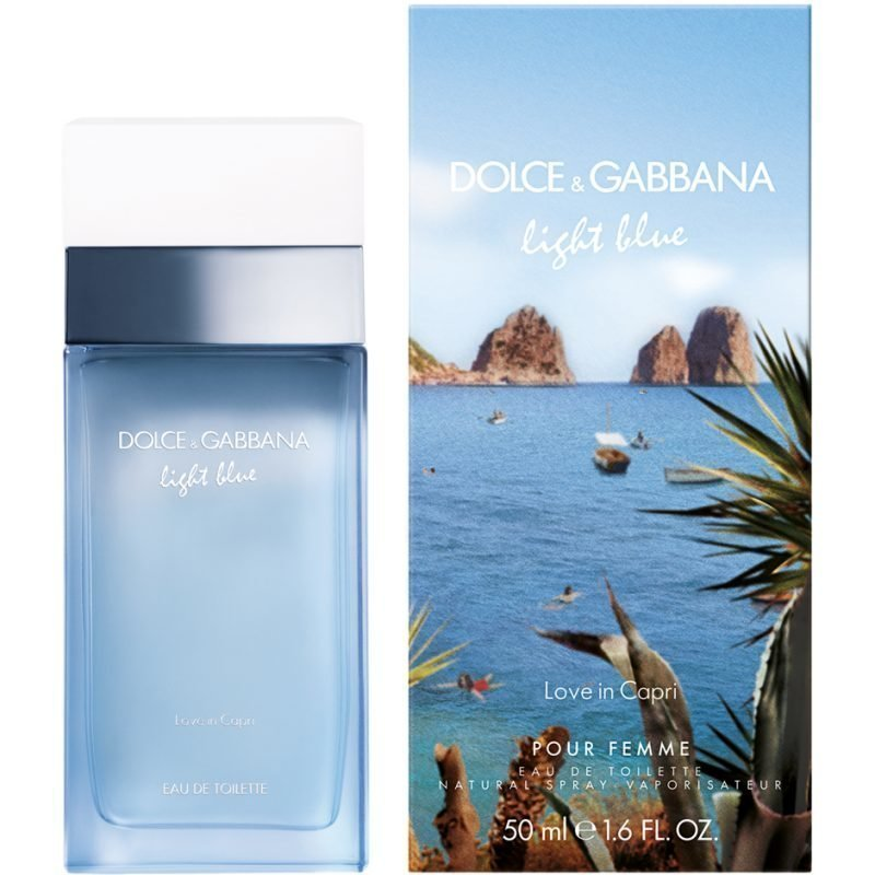 Dolce & Gabbana Light Blue Love In Capri EdT 50ml