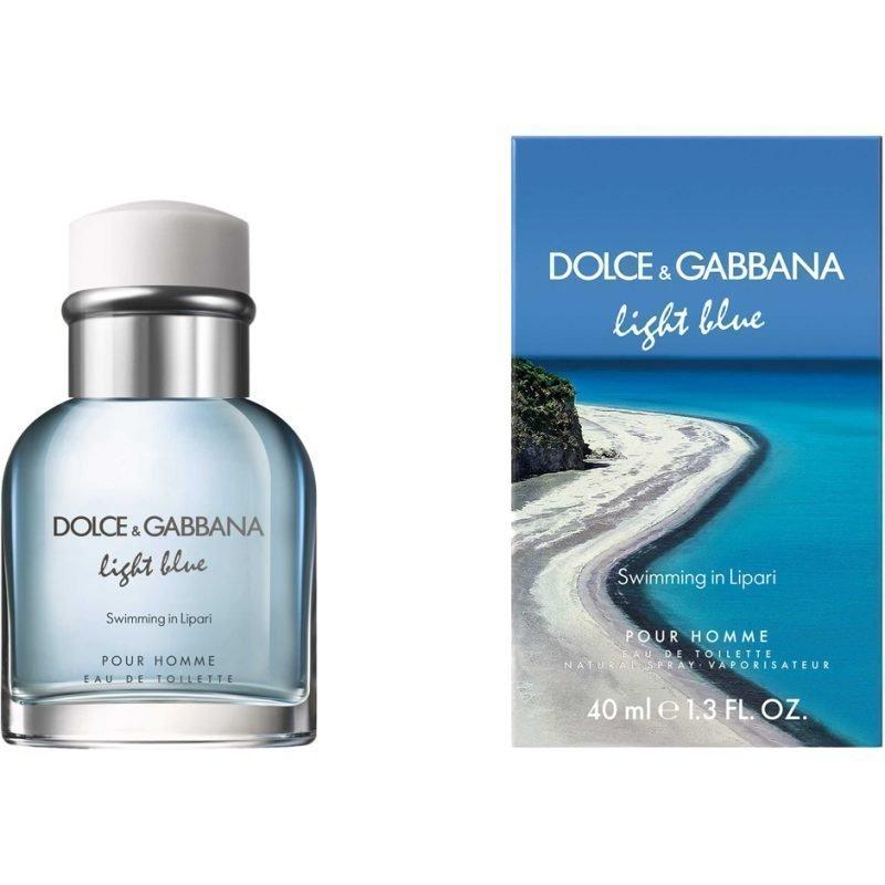 Dolce & Gabbana Light Blue Pour Homme Beauty Of Capri EdT 40ml