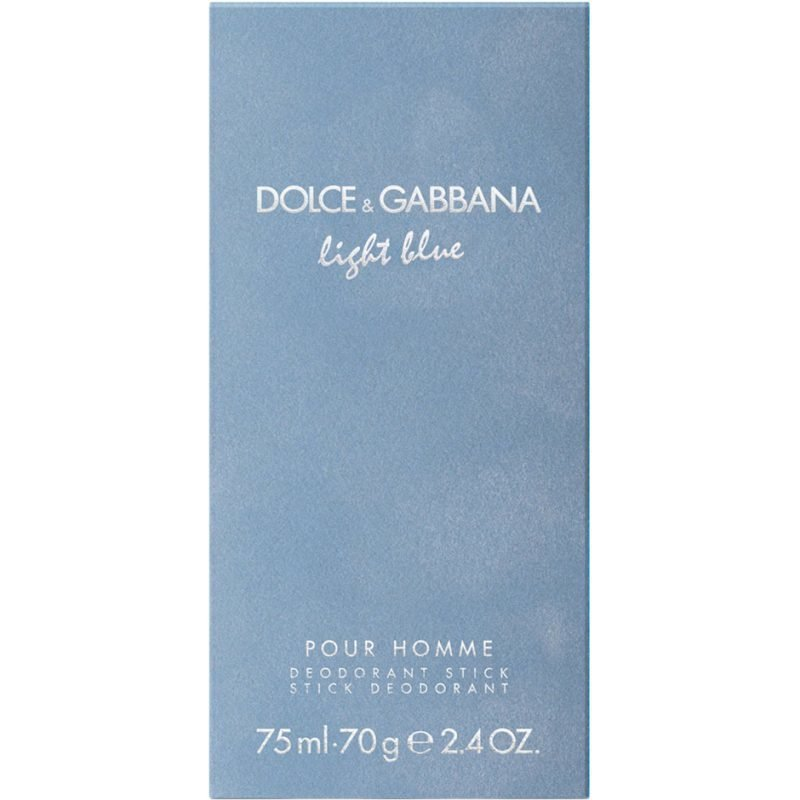 Dolce & Gabbana Light Blue Pour Homme Deostick Deostick 75ml